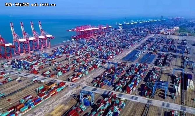 广州港与华为签署战略合作框架协议丨携手打造具备科技生态的国际大港