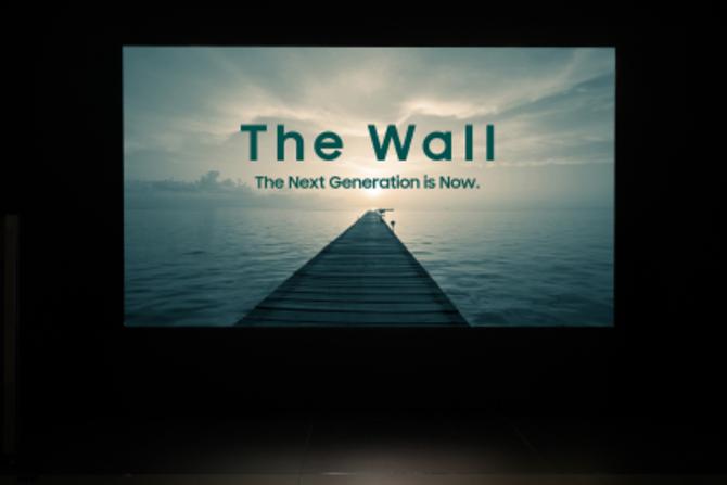 三星推出The Wall Professional商用显示屏
