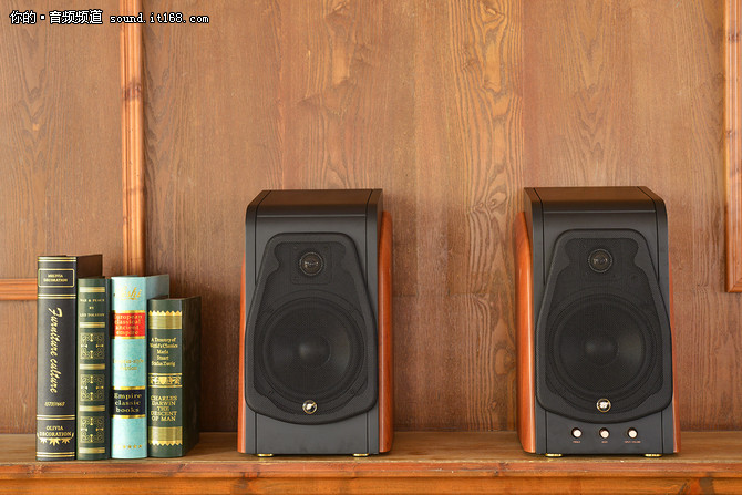 畅享客厅HiFi 惠威M300有源音箱现货热销中