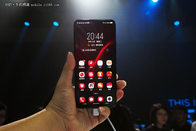 迈开探索未来手机的脚步 vivo NEX正式发布