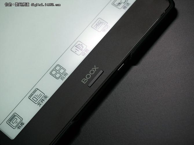 BOOX Note电纸书评测 BOOX Note电纸书评测