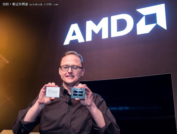 进阶的AMD      专访AMD高级副总裁Jim