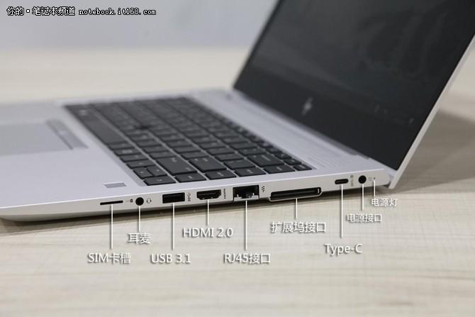 高性价商务体验 惠普EliteBook 745 G5评测