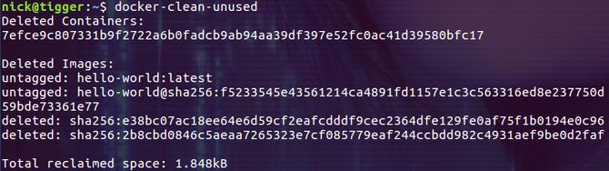 杜绝浪费 教你如何快速清理Docker资源