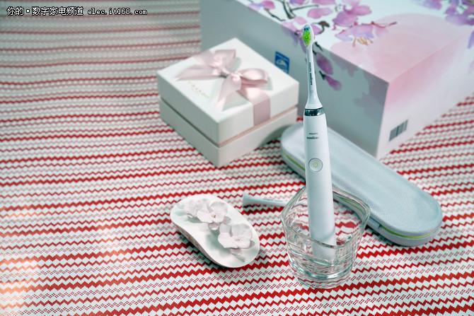 日子可不能将 精致生活优质电动牙刷