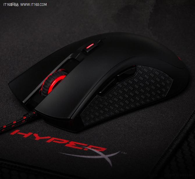 提升FPS体验 HyperX逆火游戏鼠标京东299