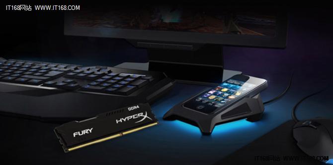 金士顿骇客神条Fury系列16G助你提升CPU速度