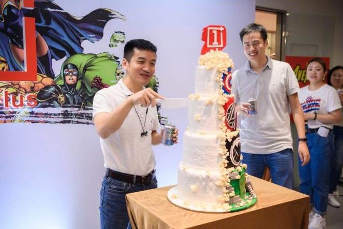 一加手机入驻台湾 台北研发中心新家落成