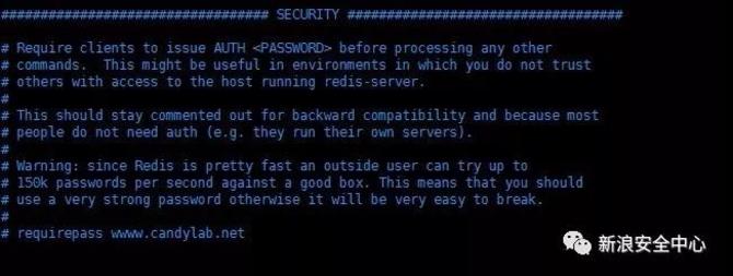 新浪安全中心:Redis 威胁流量监听实践