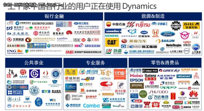 不止于CRM,Dynamics 365是个企业应用平台