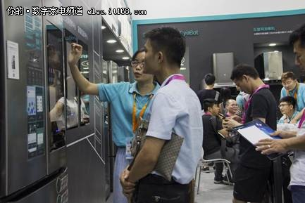 """云米""""21FACE""""亮相建博会 引领未来新潮流"""