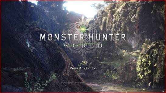 极智狩猎!《怪物猎人:世界》登陆PC,你准备好了吗?