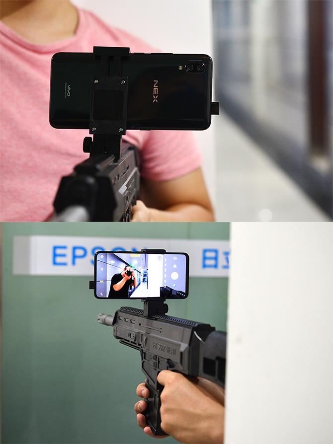除了耍帅 vivo NEX升降摄像头还能这样玩