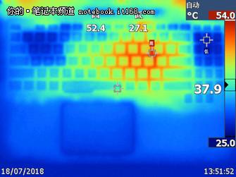 游戏、续航及温度测试