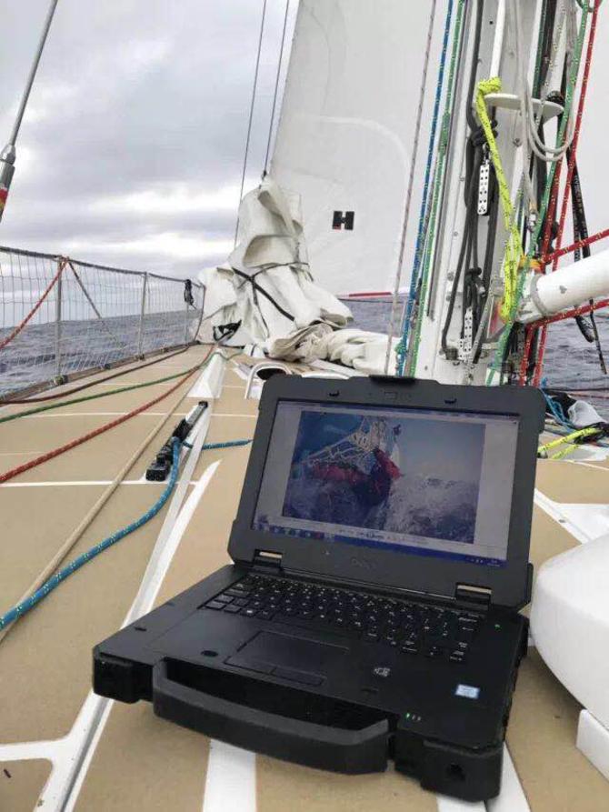 携手戴尔Rugged的航海探险:为船队保驾护航