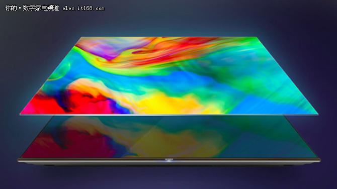 创维55Q6A人工智能互联网电视 售价仅7599元