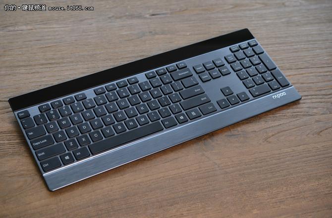 无线办公新选择 雷柏MT980键鼠套装评测