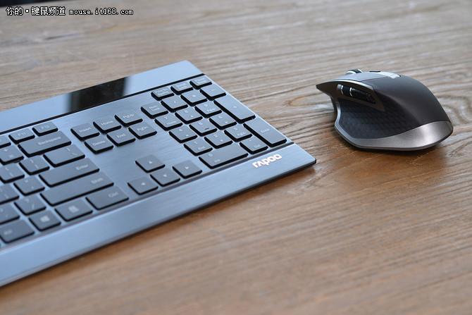 雷柏MT980键鼠套装评测:鼠标