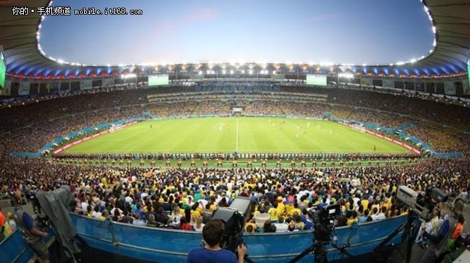 5G遇上世界杯 这样的观赛体验只是开始