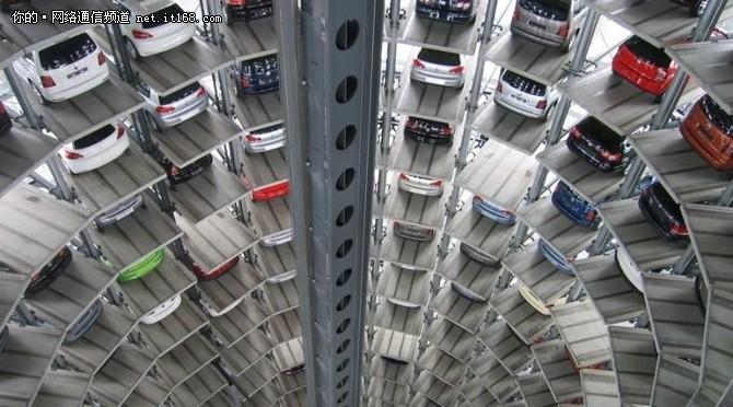 """与东北一起成长丨""""停车难?SAY NO!"""""""