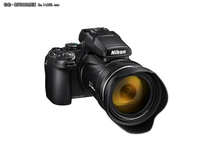 125X光学变焦 尼康发布P1000超长焦相机