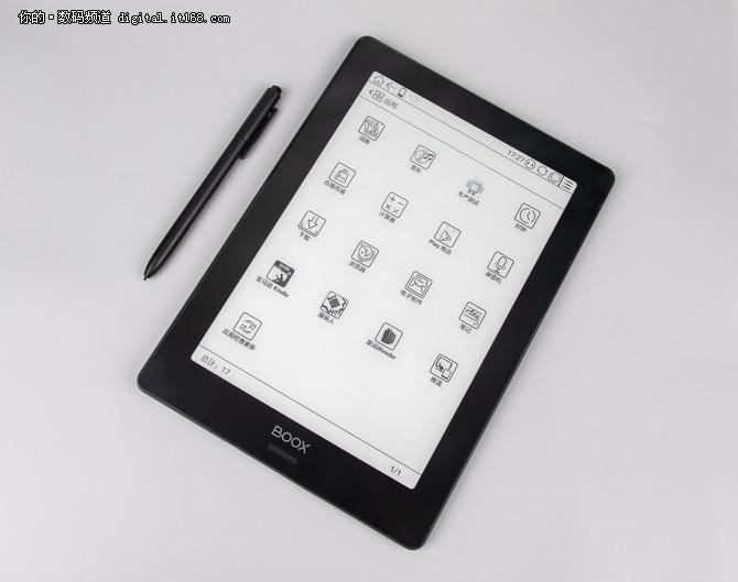 9.7寸安卓阅读器BOOX Note S上市
