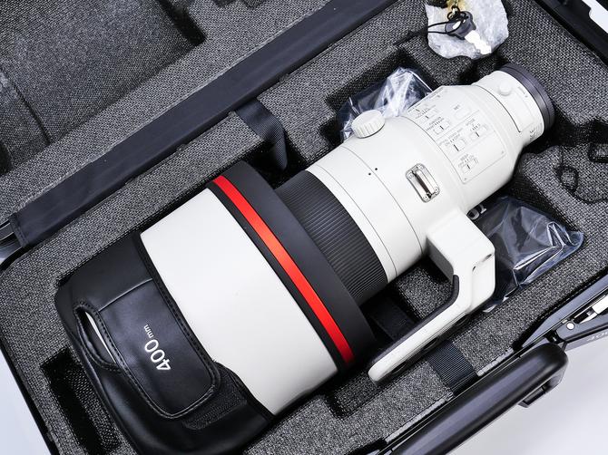 同级别最轻 索尼FE400 F2.8 GM OSS评测