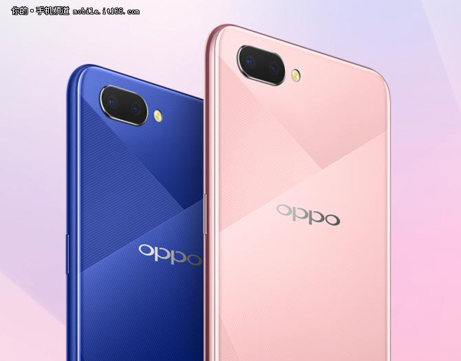 OPPO A3s即将登陆印度市场 搭载骁龙450芯片