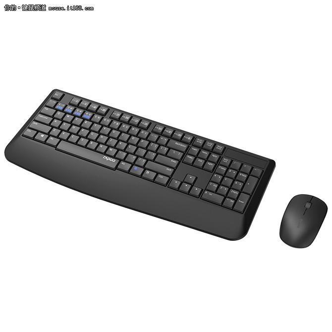 雷柏1800P5多模版多模式无线键鼠套装上市