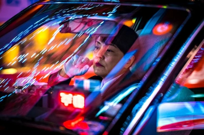 2018 LensCulture街拍摄影比赛得奖作品