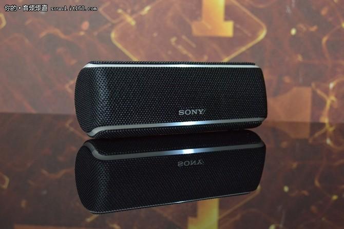 小巧便携好音质 索尼SRS-XB21蓝牙音箱评测