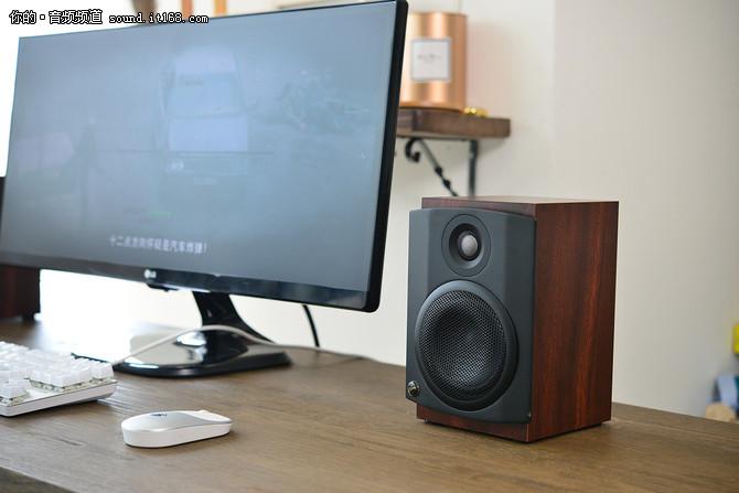惠威M-80W有源2.1音响评测:主观听感