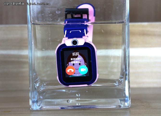 全球定位+游泳防水 小天才电话手表Z5体验