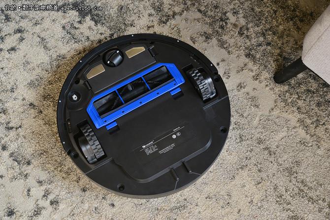 清洁更高效 浦桑尼克LDS M6扫地机器人澳门金沙在线娱乐