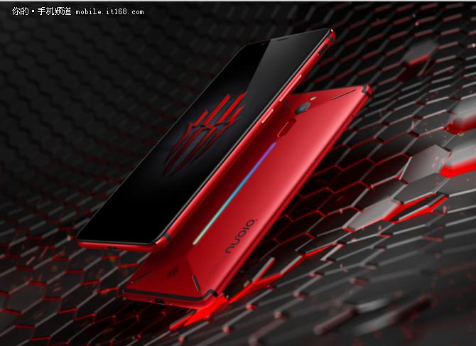 更畅快游戏 努比亚红魔手机获系统更新