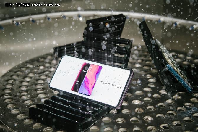 "OPPOFindX经历的""摧残"" 手机行业无人能及"