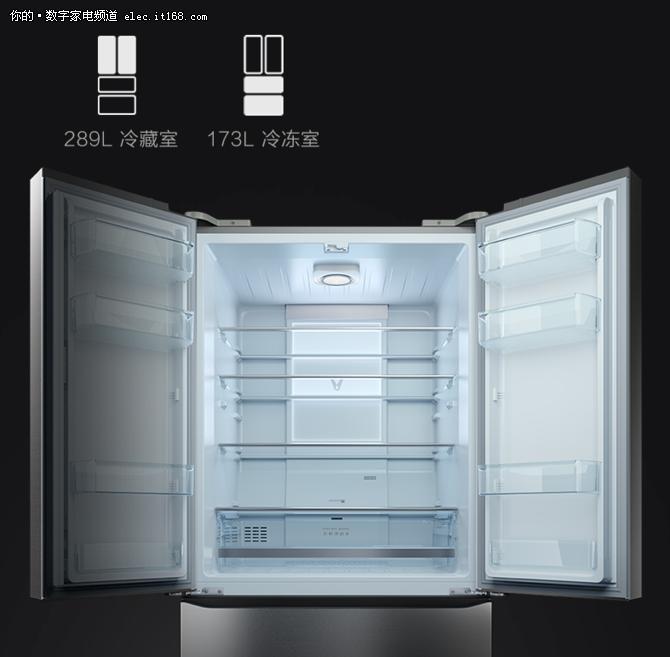 智能生活已来临 云米互联网冰箱仅售5999元