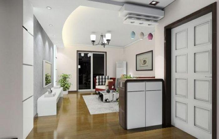 客厅玄关酒柜隔断装修效果图大-客厅酒柜效果图图片大全 客厅效果图