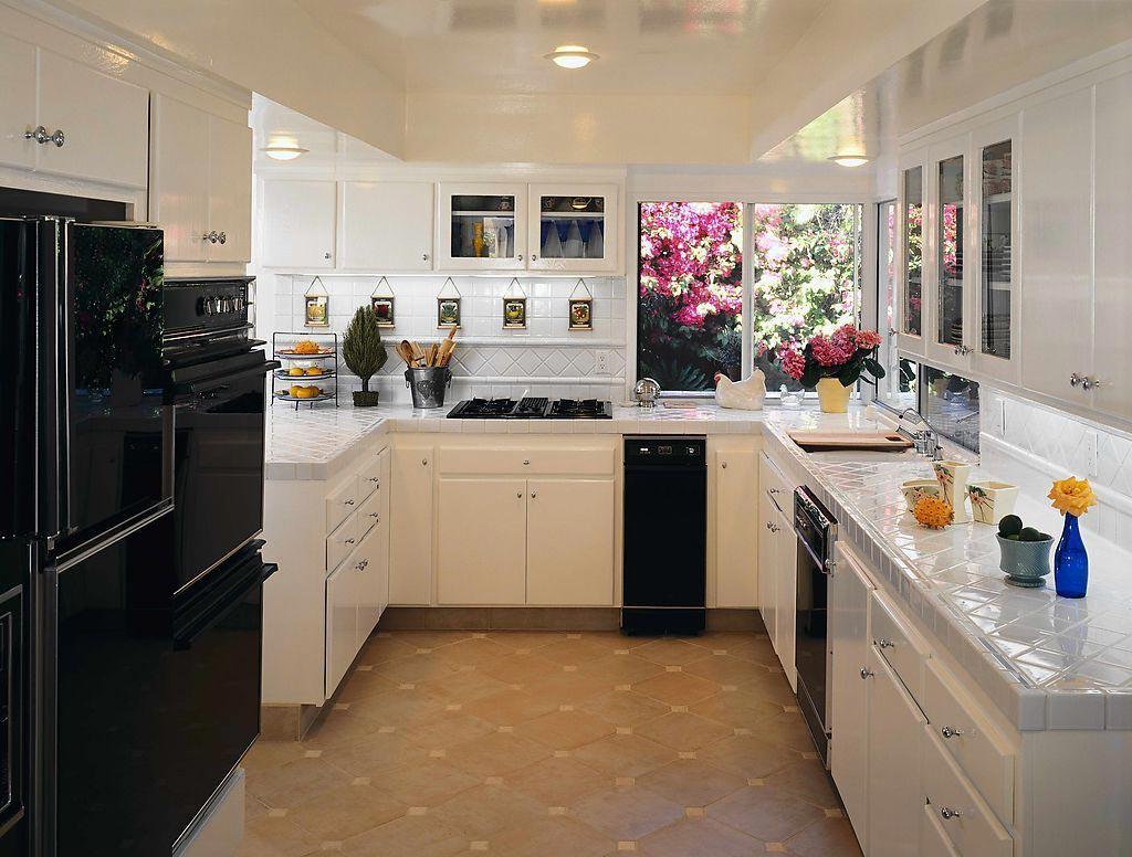 厨房装修效果图大全2012图片
