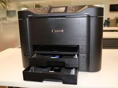 高效办公利器 佳能MB5480商喷产品图赏