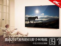 不仅大还清晰 盘点2017发布的65英寸4K电视