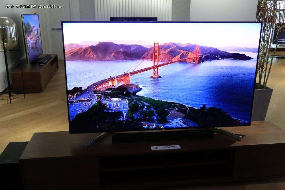 雷击中央电视�9f�x�_索尼电视新品首发 a8f/x9000f/x8500f图赏