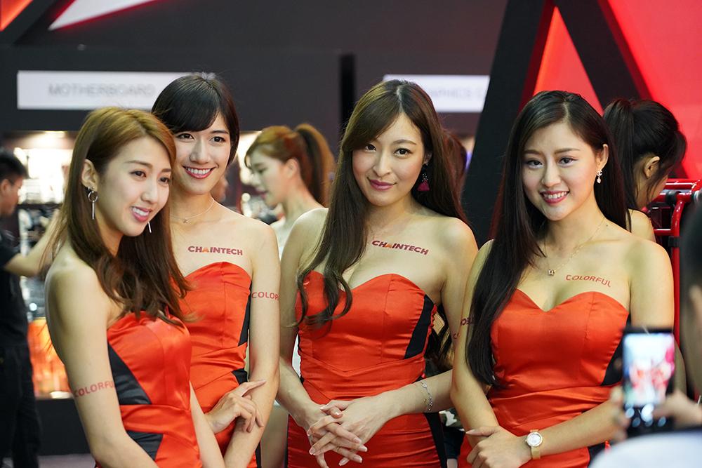 除了SG还有啥 盘点2018台北展上的新奇好物