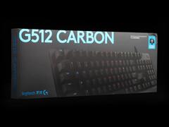 新轴登场 罗技G512 CARBON RGB机械键盘评测