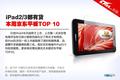iPad2/3都有货 京东商城平板销量TOP10