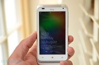 WP7.5芒果新机+3.8寸屏 HTC Radar图集