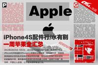 iPhone4S配件行/水有别 一周苹果全汇总