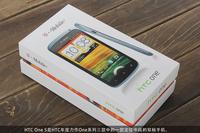 4.3英寸大小正好 HTC双核One S开箱图赏