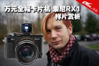 万元全画幅卡片微单机 索尼RX1样张赏析