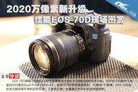 2020万像素新升级 佳能EOS 70D现场图赏